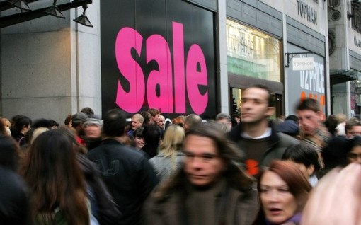 BRITAIN-BUSINESS-RETAIL-SALES