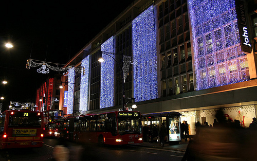 John Lewis , Oxford St., London